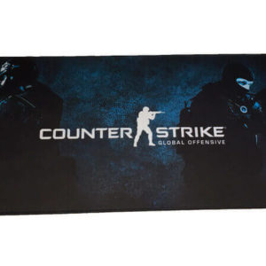 CS GO gamer musemåtte - 30x80 cm - Counter Strike Global offensive