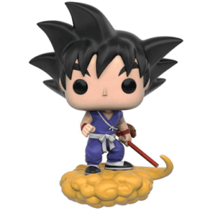 Goku & Nimbus Funko Pop Figur - DragonBallz