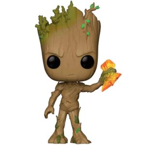 Groot w Stormbreaker Funko Pop Figur - Infinity War