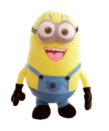 Kevin - Minions - 45 centimeter - Grusomme mig