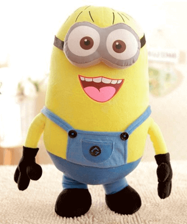 Kevin - Minions - 45 cm - Grusomme mig