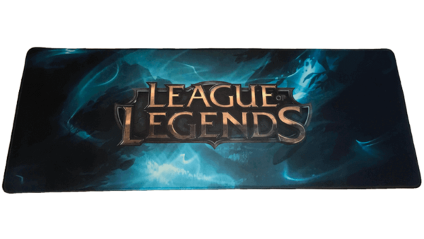 League Of Legends gamer musemåtte - 30x80 cm - LOL