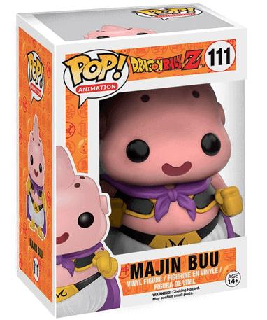 Majin Buu Funko Pop Figur - DBZ