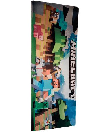Minecraft musemåtte 30x80 cm - Xl musemåtte