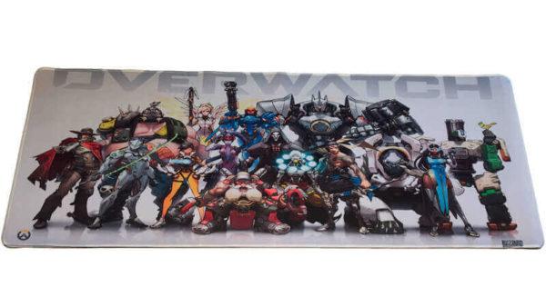 Overwatch Gamer Musemåtte - 30x80 cm
