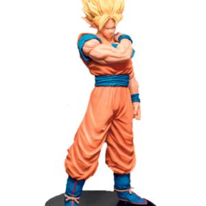 Son Goku Figur - 18cm - Resolution Of Soldiers - detaljeret