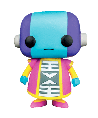Zen-Oh Funko Pop figur - (Exclusive) - dragon ball z