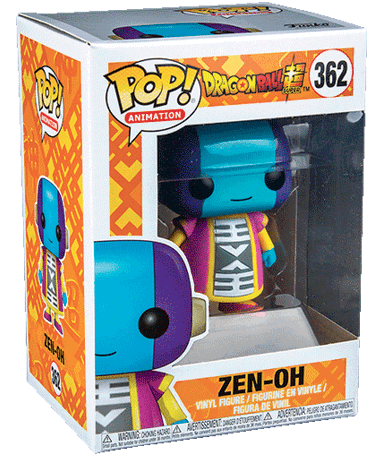 Zen-Oh Funko Pop figur - (Exclusive) - i kasse