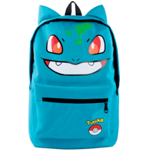 Bulbasaur skoletaske - Pokemon GO