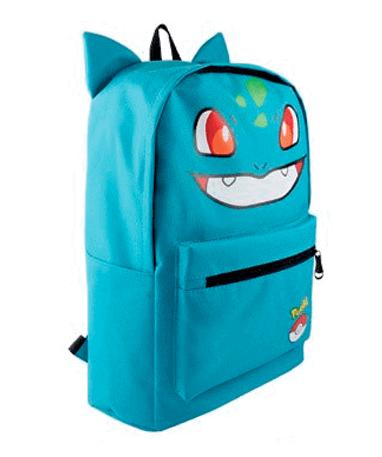 Bulbasaur skoletaske - Pokemon GO - Fra siden