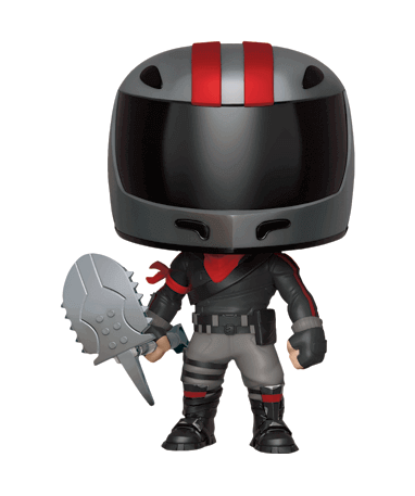 Burnout Funko Pop Figur – Fortnite