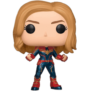 Captain Marvel Funko Pop Figur - Marvel