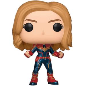 Captain Marvel Funko Pop Figur - Marvel
