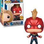 Captain Marvel Chase