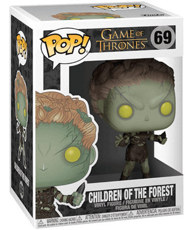 Children Of The Forest Funko Pop Figur - Game Of Thrones - I kasse