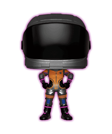 Dark Vandguard Funko Pop Figur – Fortnite