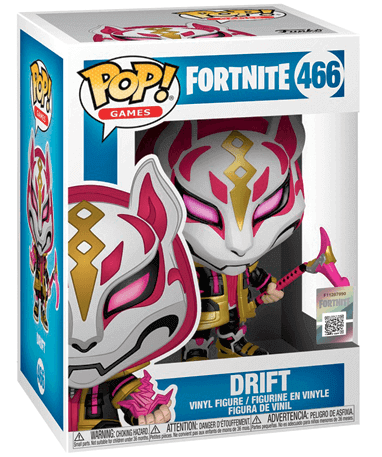 Drift Funko Pop Figur – Fortnite - I kasse