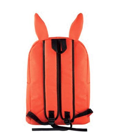 Flareon Skoletaske – Rygsæk – Pokemon GO - Bagfra