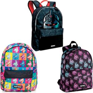 Fortnite skoletasker 2021