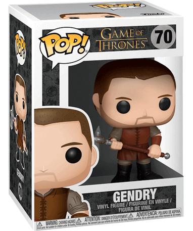 Gendry Funko Pop Figur - Game Of Thrones - i kasse