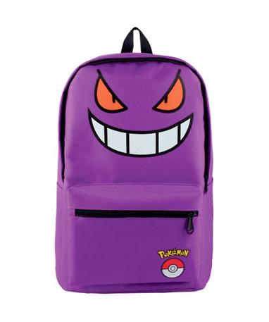 Gengar Skoletaske - Rygsæk - Pokémon GO