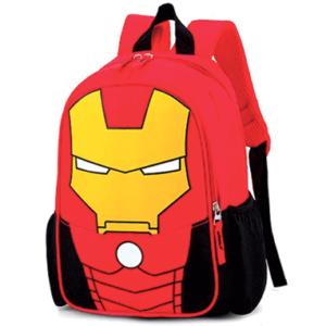Iron Man Skoletaske til børn - Marvel