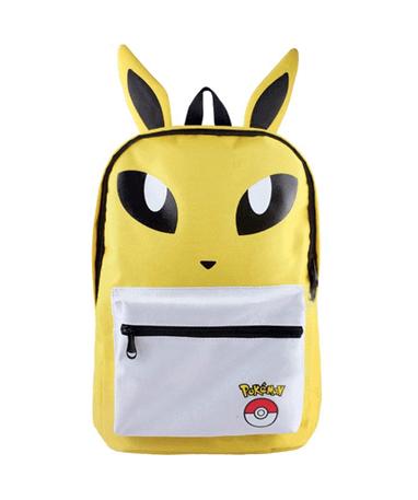 Jolteon Skoletaske - Rygsæk - Pokémon GO