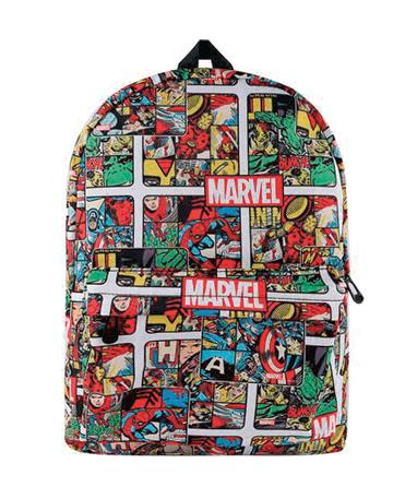Marvel skoletaske