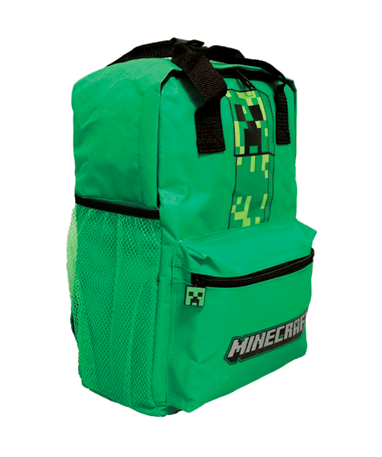 Minecraft skoletaske / Rygsæk