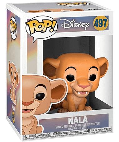 Nala Funko Pop Figur - Løvernes Konge - I kasse