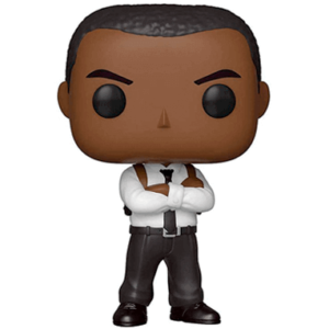 Nick Fury Funko Pop Figur – Captain Marvel