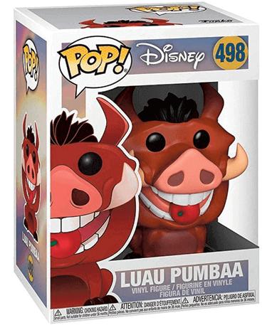 Pumbaa Funko Pop Figur - Løvernes Konge - I kasse
