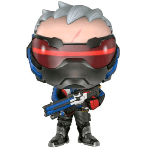Soldier 76 Funko Pop figur - Overwatch