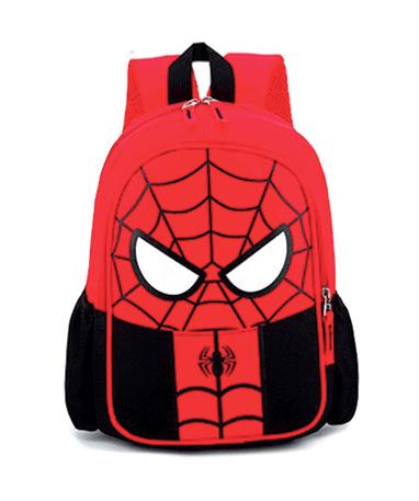 Spider-man Skoletaske - Marvel
