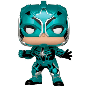 Star Commander Funko Pop Figur - Captain Marvel