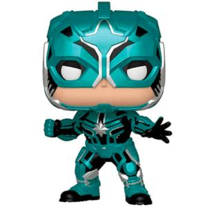 Star Commander Funko Pop Figur - Captain Marvel