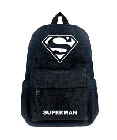 Superman Skoletaske - Rygsæk - Dc comics
