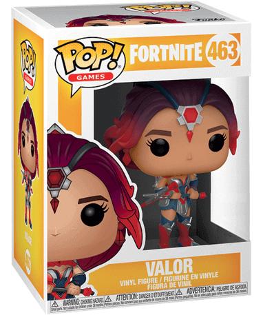 Valor Funko Pop Figur – Fortnite - I kasse