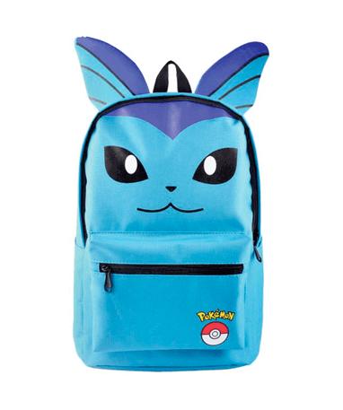 Vaporeon Skoletaske - Rygsæk – Pokémon GO