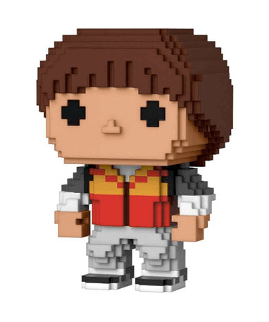 Image of   8-bit Will figur - Funko Pop - Stranger Things