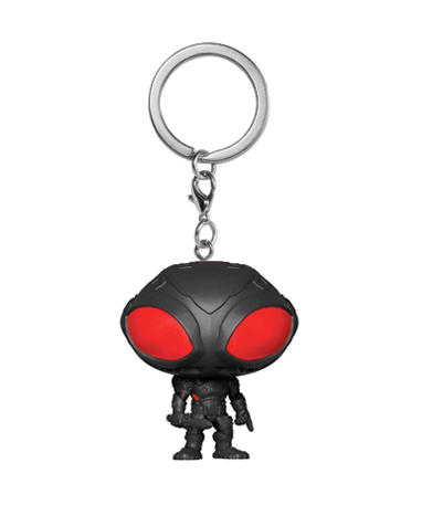 Image of   Black Manta nøglering - Funko - Aquaman