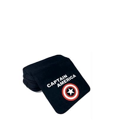 Captain America Penalhus - Marvel - Stor - Oppefra