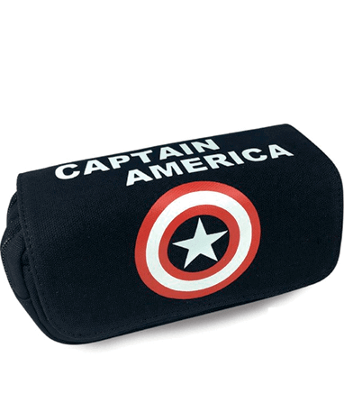 Image of   Captain America Penalhus - Marvel