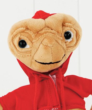 E.T. Bamse - 25 cm - E.T. Phone home - detaljer