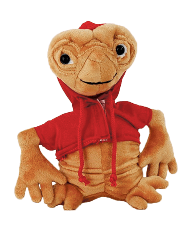 Image of   E.T. Bamse - 25 cm - E.T. Phone home