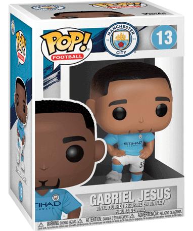Gabriel Jesus - Manchester City - I kasse