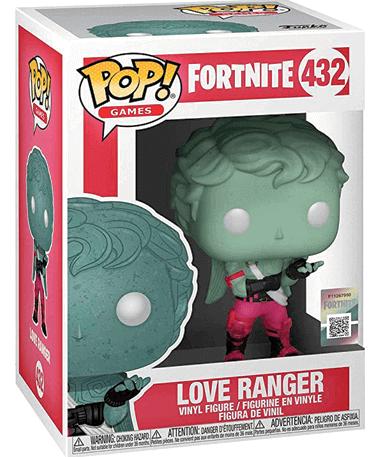 Love Ranger Funko Pop Figur - Fortnite - I kasse