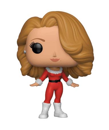 Mariah Carey Funko Pop Figur - Julekostume