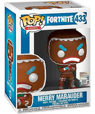 Merry Marauder Funko Pop Figur - Fortnite - I kasse