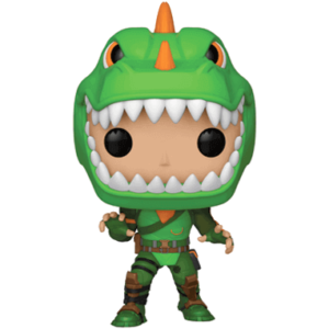Rex Funko Pop Figur - Fortnite